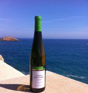 """""""Va de Vinos"""":  el Gewürztraminer y el Riesling"""